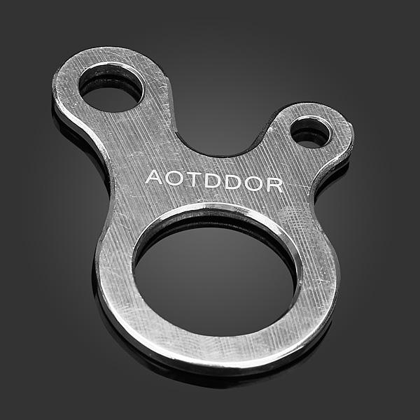 Image of AOTDDOR Zekering met 3 Gaten voor Klimmen 20913