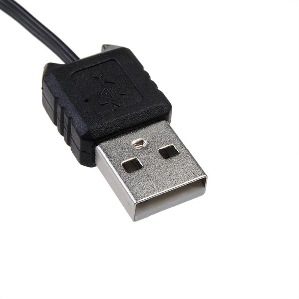 Uittrekbare USB naar Micro5P kabel