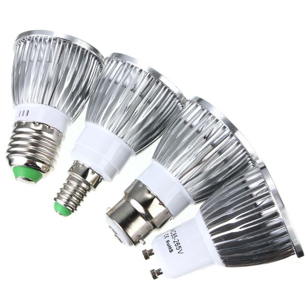 6W COB LED Dimbaar Spotlight