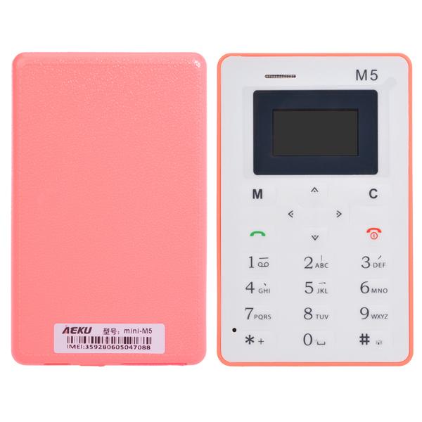 Platte Mobiele Telefoon