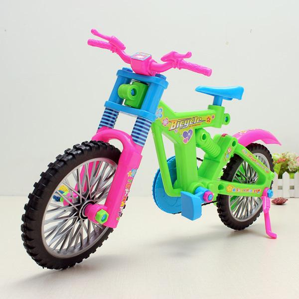 Grote Maat Speelgoed Fiets DIY