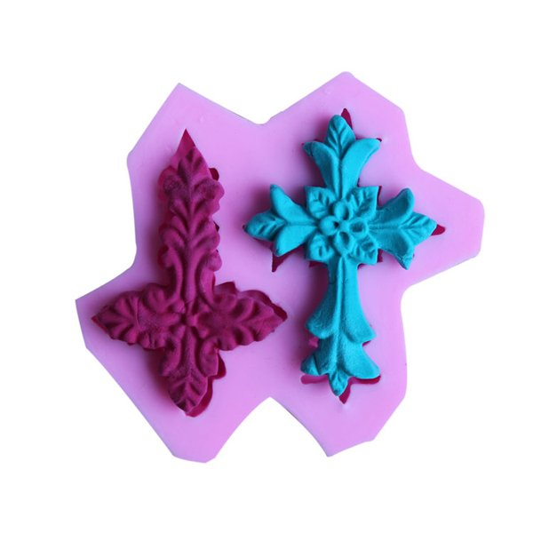 Mal Kruisje voor Dessert Decoratie