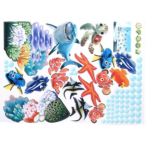 Hoe te spuiten te trekken uit Finding Nemo