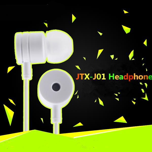 JTX Witte Oordopjes