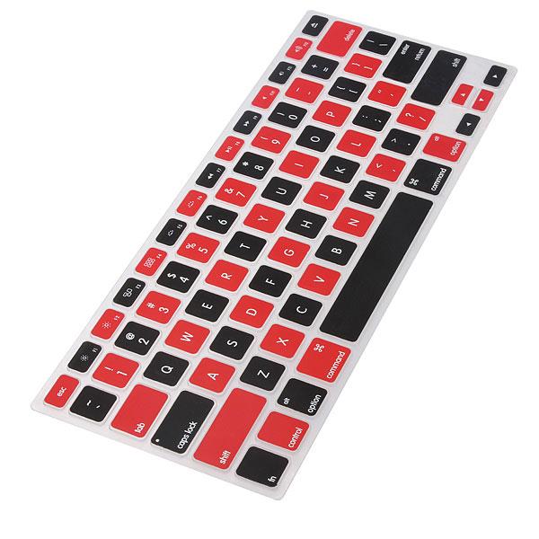Waterproof Toetsenbord Beschermhoes voor de MacBook 13-15-17