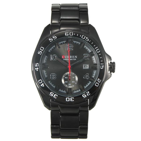 Image of Horloge met Stalen Horlogeband 105550