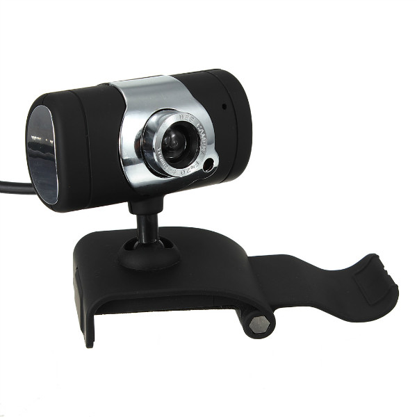 USB Webcam met Camera en Microfoon