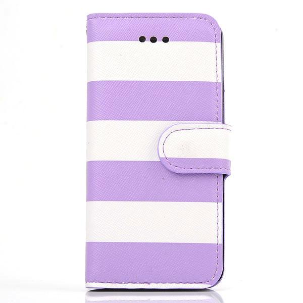 Telefoonhoesjes voor iPhone 5 & S5 met Gestreept Design