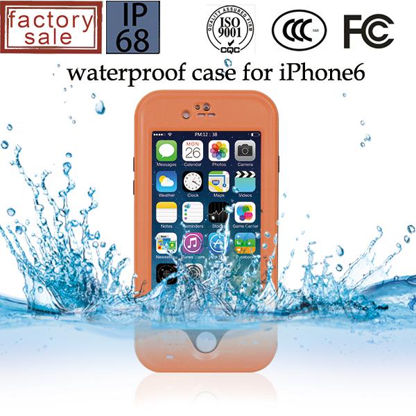 Waterdicht Hoesje voor iPhone 6