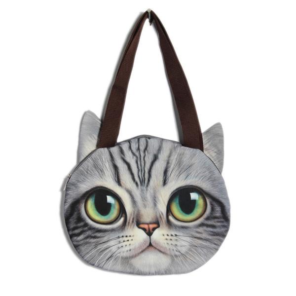 Katten Schoudertas voor Dames