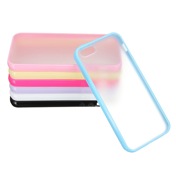 Transparante iPhone 5 Case