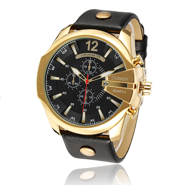 Image of Heren Pols Horloge 93745
