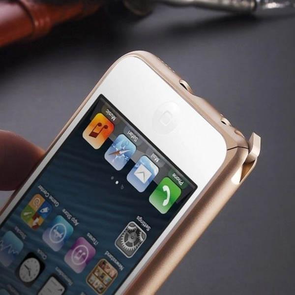 Bumpers voor iPhone 6 van Aluminium
