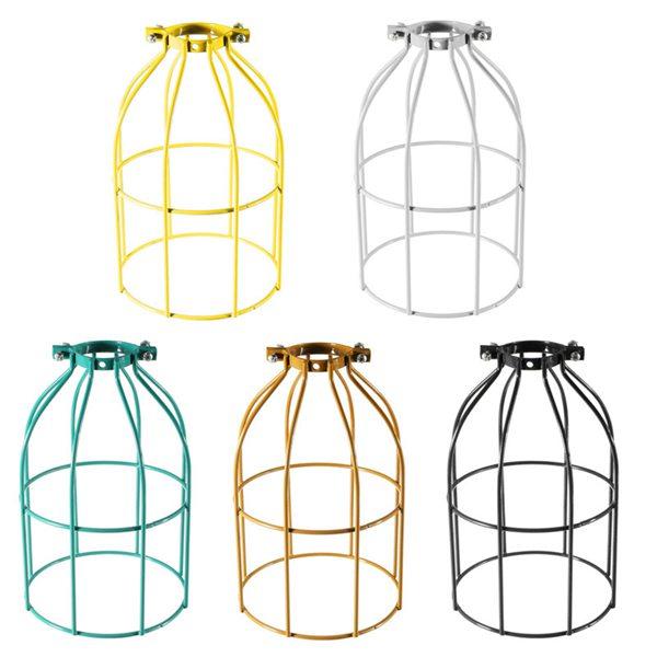 Vintage Lampenkap In Verschillende Kleuren