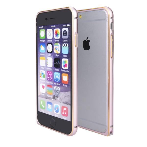 Bumper voor iPhone 6 met Screenprotector