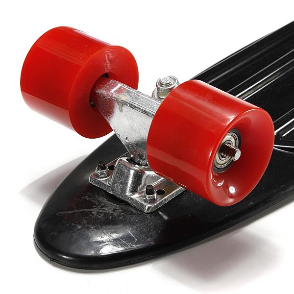 Skateboard Wielen Voor een Longboard Of Pennyboard