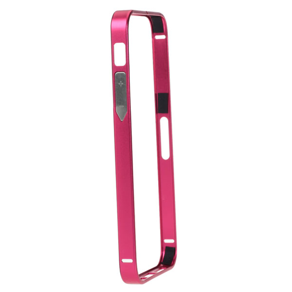 Dunne Metalen Bumper Voor iPhone 5 & 5S