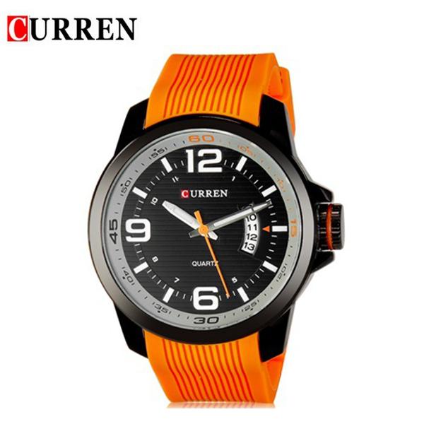 Image of CURREN Horloge Quartz 8174 Waterdicht 103768