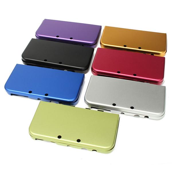 Aluminium Hoes Voor Nintendo 3DS XL & LL