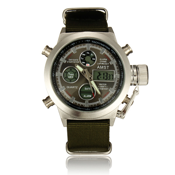 Image of Amst 3003 Analoog Horloge 3007478