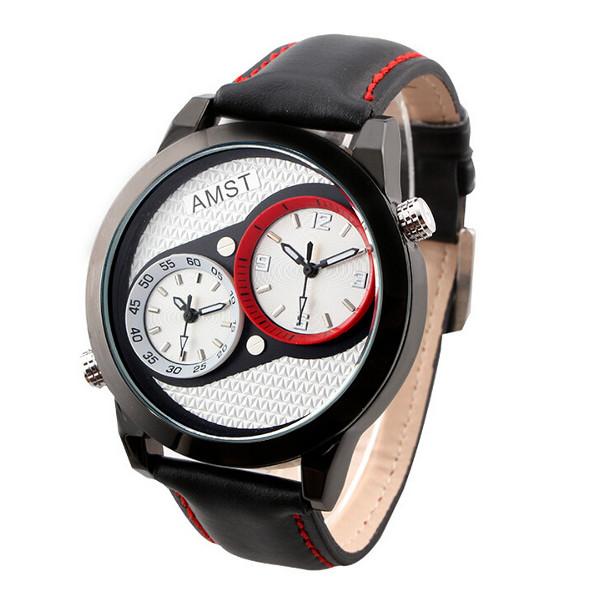Image of AMST 3012 Dubbel Horloge Voor Heren 3007942