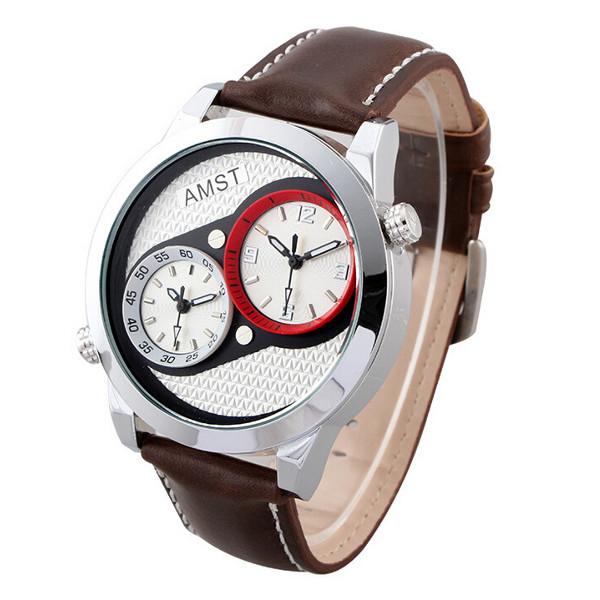 Image of AMST 3012 Dubbel Horloge Voor Heren 3007959