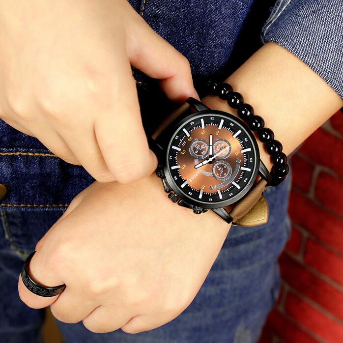Horloge YAZOLE 322 Voor Mannen