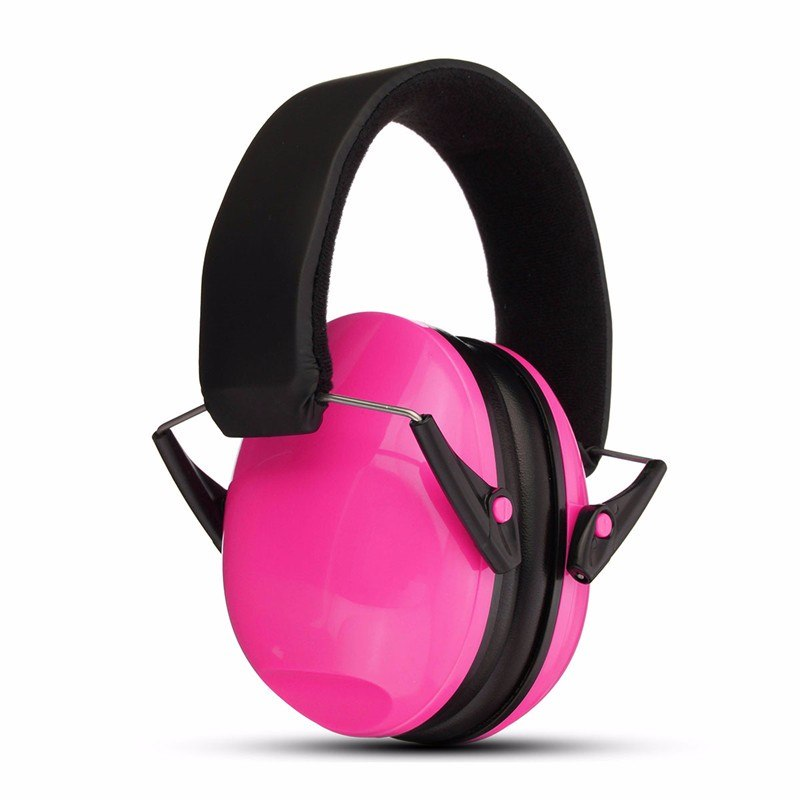 Comfortabele Oor Protector voor Kinderen anti-geluid Gehoorbescherming Oorbeschermers Headset Geluid
