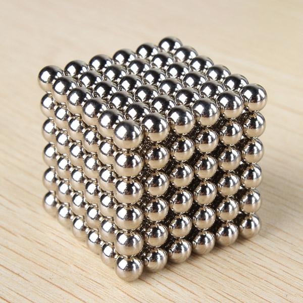 Magnetische Balletjes Puzzel 216 Stuks