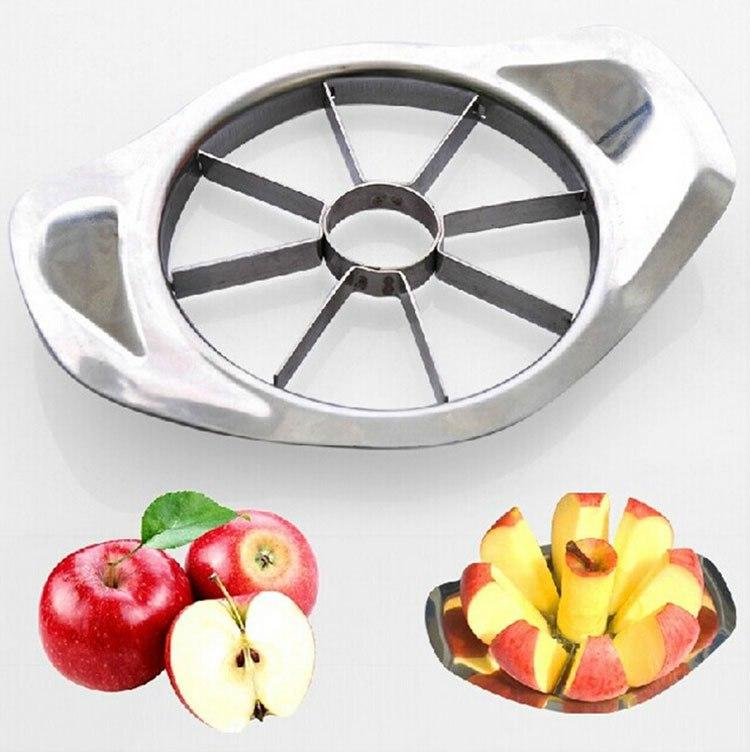 Rvs Apple Slicer Fruit Groente Gereedschap Keuken Accessoires SQ2065 Anivia