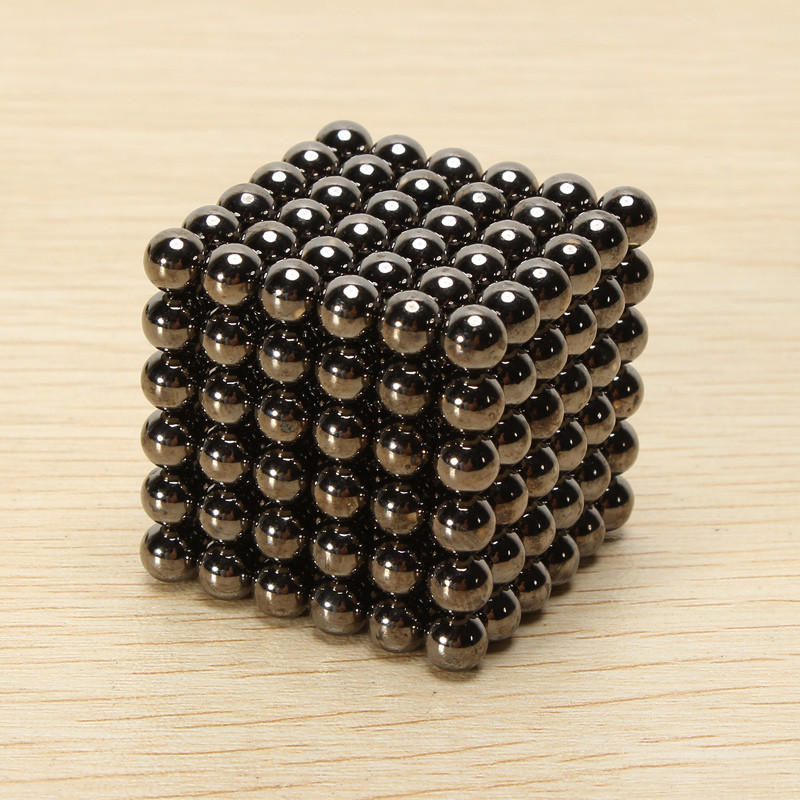 Bal Puzzel van Magneet Set van 216 Stuks Verschillende Kleuren