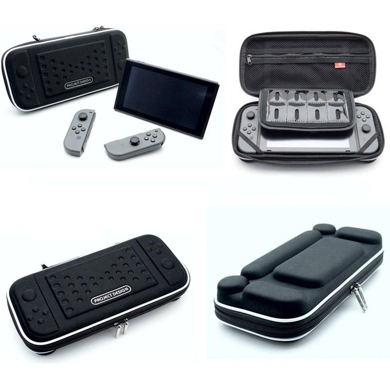 Schakelaar Opbergtas Case Voor Nintendo Schakelaar Reizen Carry Hard Bag Gamepad Beschermhoes Tas Vo