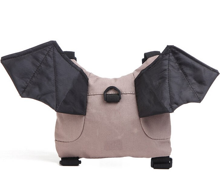 1 stksBaby Kind Kids Peuter Bat Wandelen Gordel Rein Rugzak Walker Buddy Strap Bag   MyXL