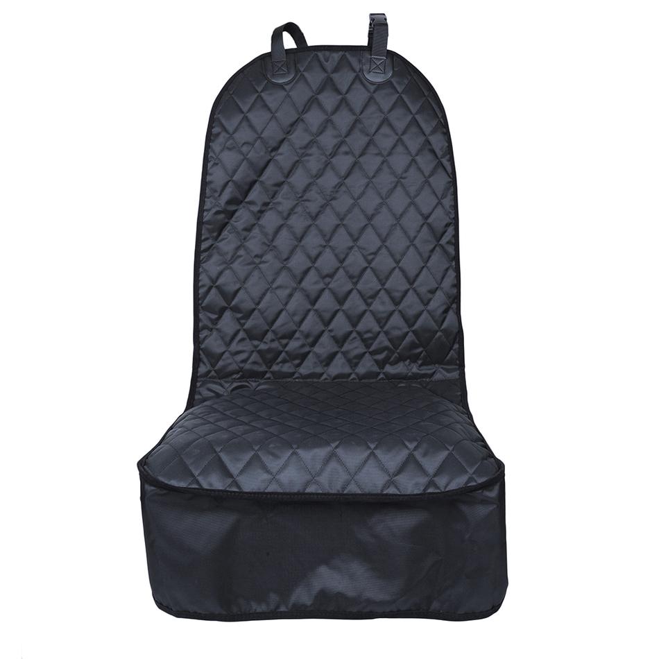 Auto Hond Autostoel Cover 600D Waterdicht Materiaal Zwarte Auto Seat Cover Hond Supply Pet Mat Deken