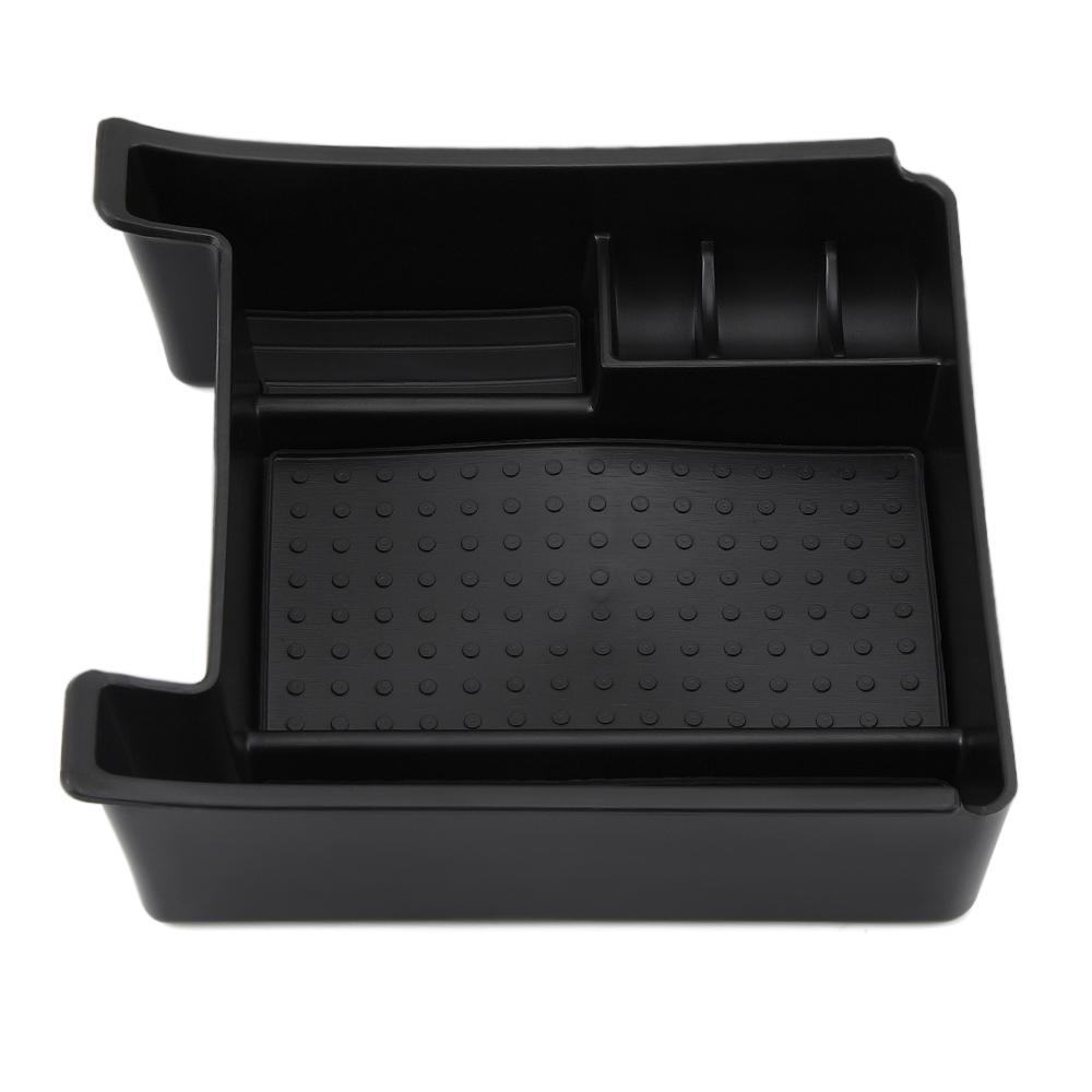 Auto Accessoires Zwarte Auto Armsteun Opslag Opbergen Opruimen Mini Box Voor Volvo XC60 S60 S60L V60