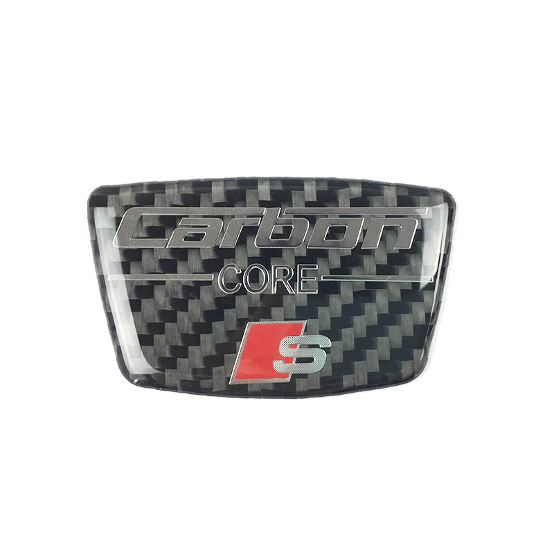 Airspeed S Lijn Koolstofvezel Auto Stickers Deur B Kolom Decoratie Sticker voor Audi A3 A4 B6 B7 B8