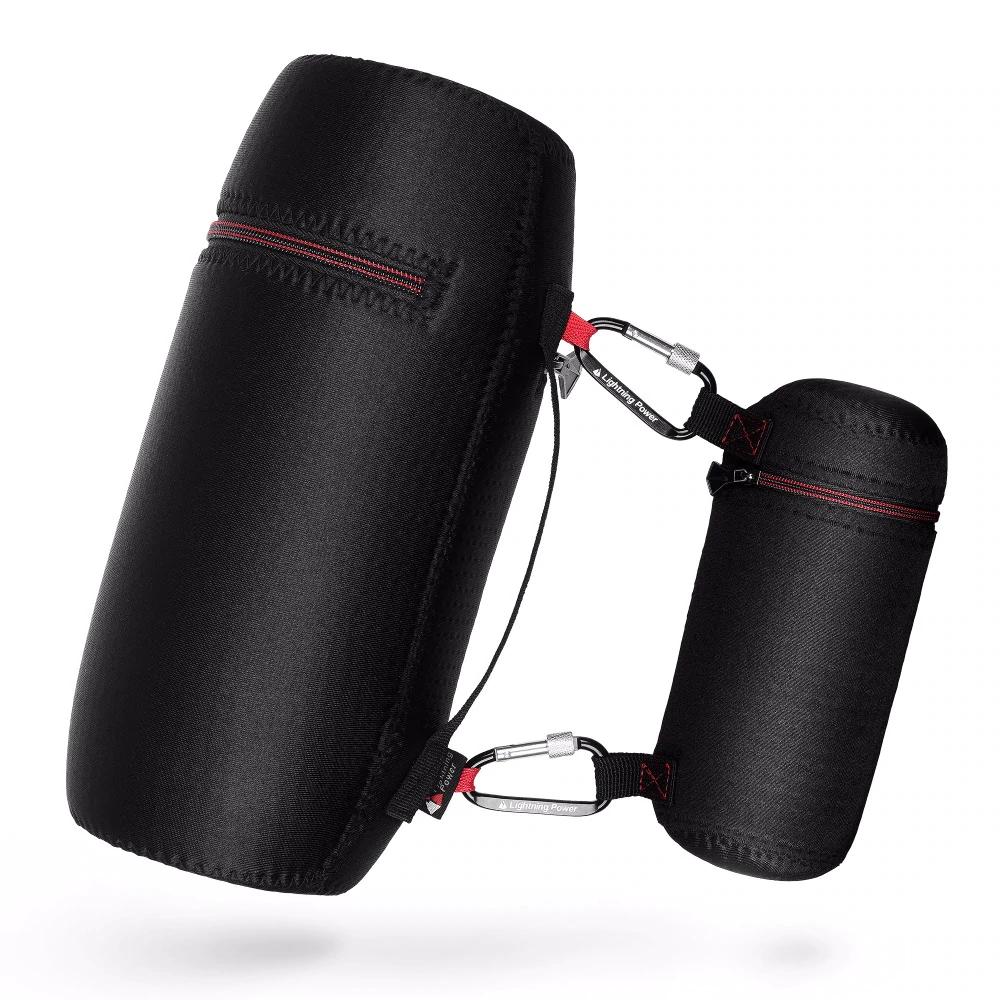 PU Rusland Beschermhoes Premium Cover Bag Box Beschermhoes voor JBL Xtreme Bluetooth Speaker (Met mi