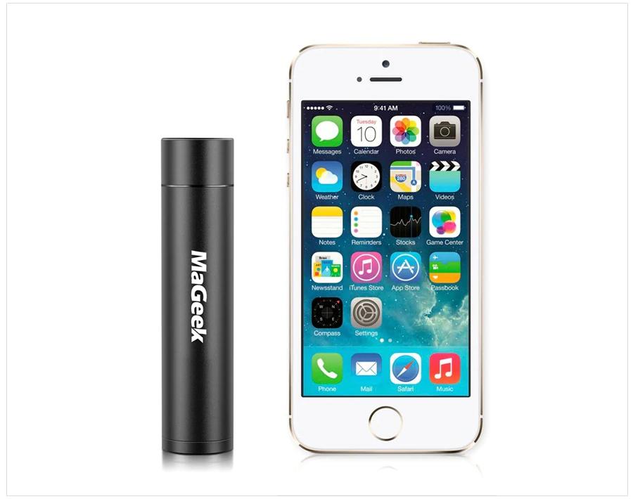 3350 mAh Draagbare Oplader Power Bank Noodstroom Externe Batterij voor iPhone Samsung Xiaomi Alle Te