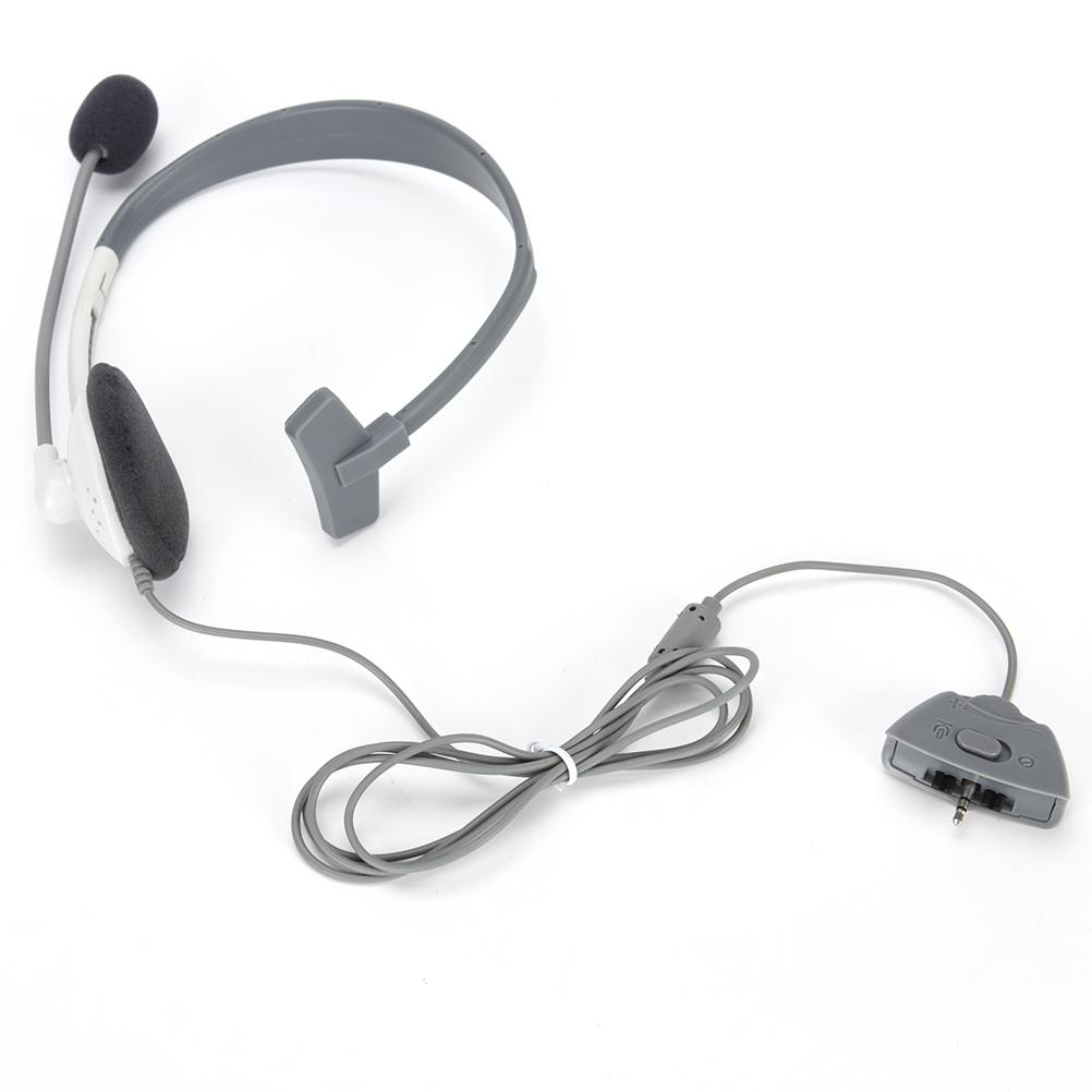 JETTING 2.5mm Gaming Hoofdtelefoon Hoofdtelefoon Voor Xbox 360 Headset Met Microfoon Voor Ps4 Playst