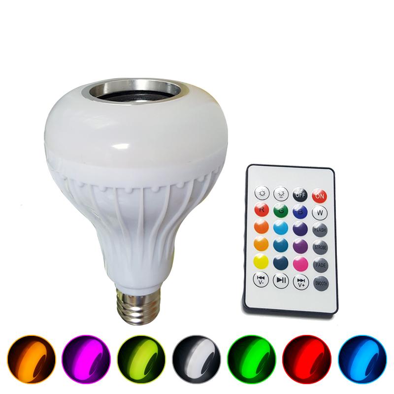 Smart Lamp met Ingebouwde Speaker