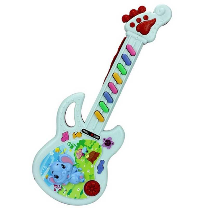 Baby Speelgoed Gitaar met Muziek