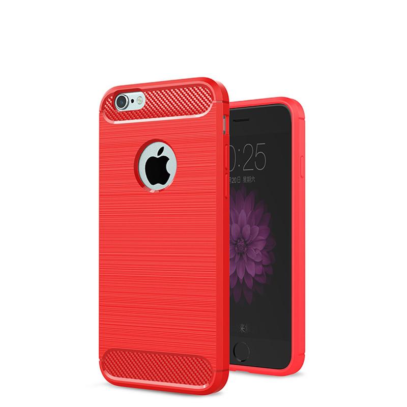 Apple iphone 6 hoesje grijs
